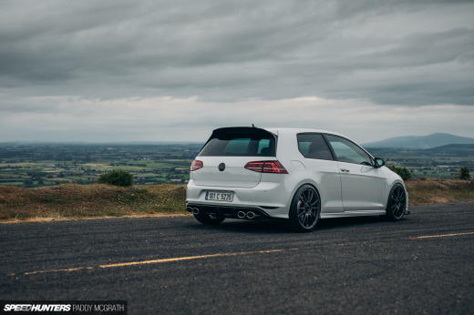 2020 VW Golf R Donal Maher Speedhunters by Paddy McGrath-13