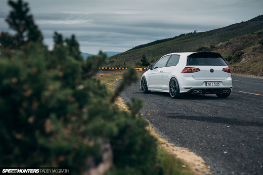 2020 VW Golf R Donal Maher Speedhunters by Paddy McGrath-14