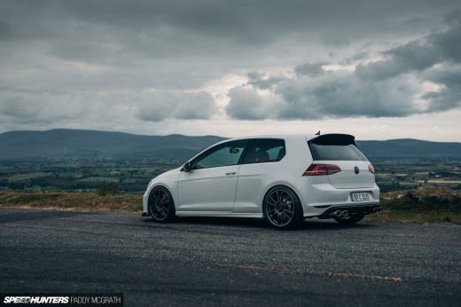 2020 VW Golf R Donal Maher Speedhunters by Paddy McGrath-15