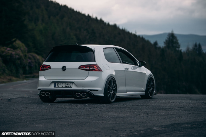 2020 VW Golf R Donal Maher Speedhunters by Paddy McGrath-17