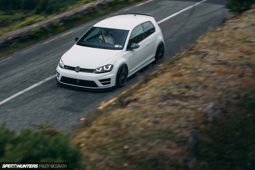 2020 VW Golf R Donal Maher Speedhunters by Paddy McGrath-19