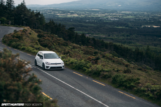 2020 VW Golf R Donal Maher Speedhunters by Paddy McGrath-20