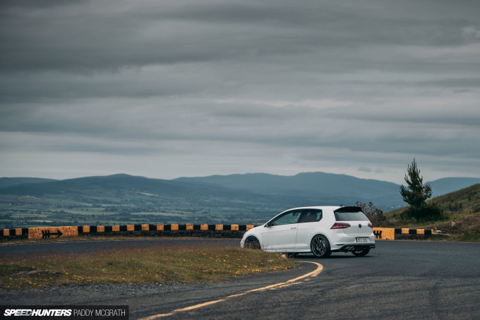 2020 VW Golf R Donal Maher Speedhunters by Paddy McGrath-22
