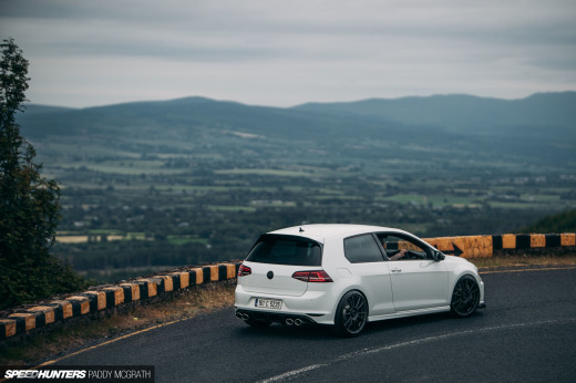 2020 VW Golf R Donal Maher Speedhunters by Paddy McGrath-23