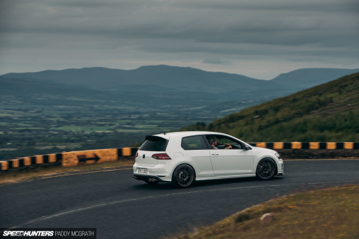 2020 VW Golf R Donal Maher Speedhunters by Paddy McGrath-24