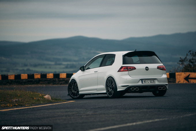 2020 VW Golf R Donal Maher Speedhunters by Paddy McGrath-25