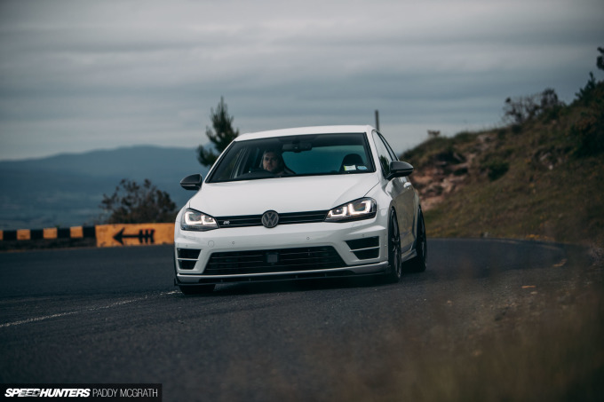 2020 VW Golf R Donal Maher Speedhunters by Paddy McGrath-27