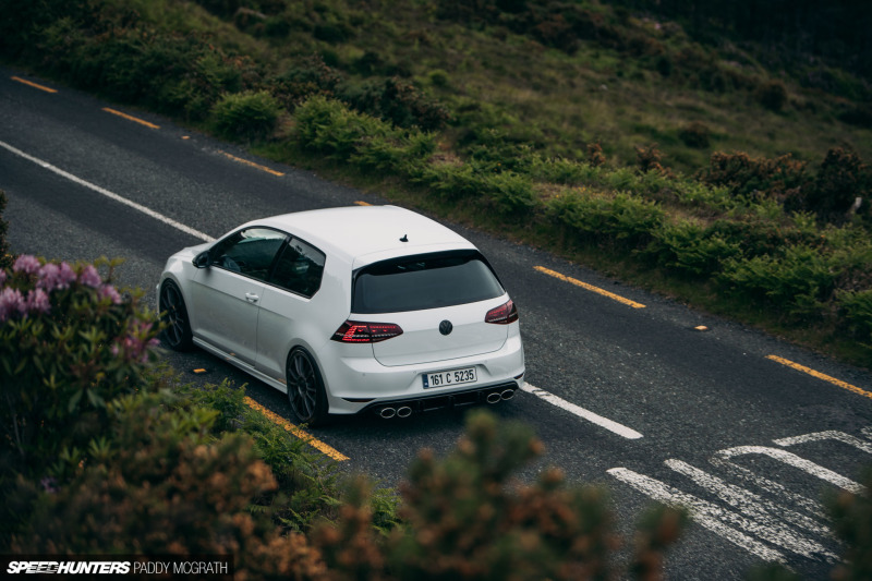 2020 VW Golf R Donal Maher Speedhunters by Paddy McGrath-28