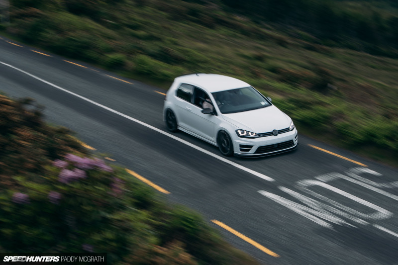 2020 VW Golf R Donal Maher Speedhunters by Paddy McGrath-29