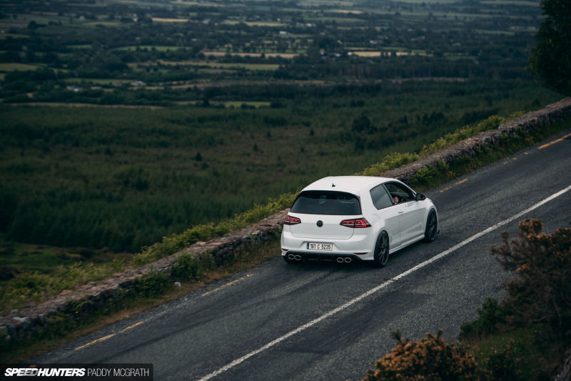 2020 VW Golf R Donal Maher Speedhunters by Paddy McGrath-30