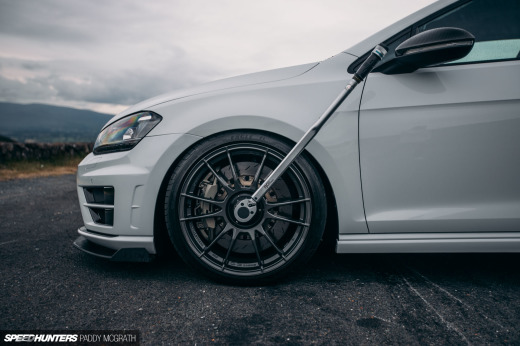 2020 VW Golf R Donal Maher Speedhunters by Paddy McGrath-36