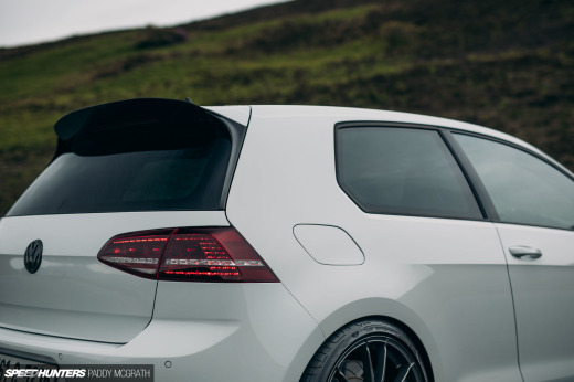 2020 VW Golf R Donal Maher Speedhunters by Paddy McGrath-37