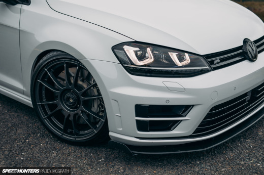 2020 VW Golf R Donal Maher Speedhunters by Paddy McGrath-39