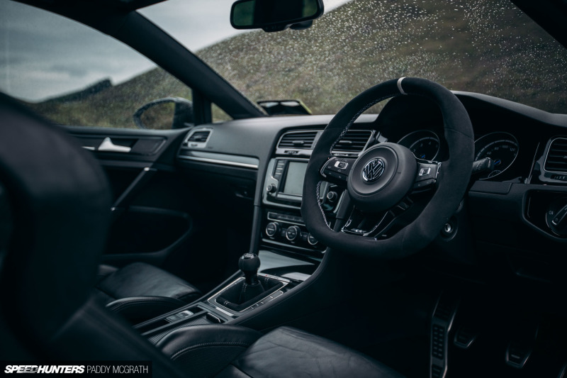 2020 VW Golf R Donal Maher Speedhunters by Paddy McGrath-54