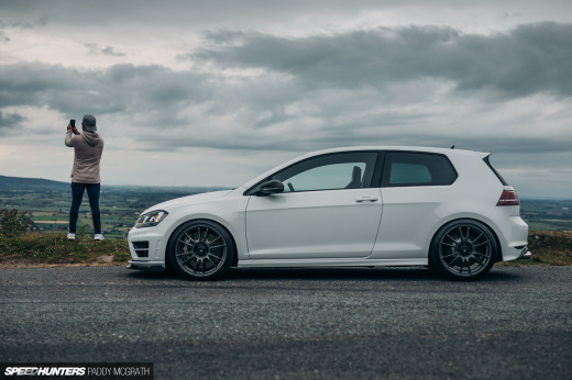 2020 VW Golf R Donal Maher Speedhunters by Paddy McGrath-72