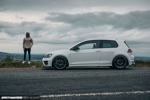 2020 VW Golf R Donal Maher Speedhunters by Paddy McGrath-73