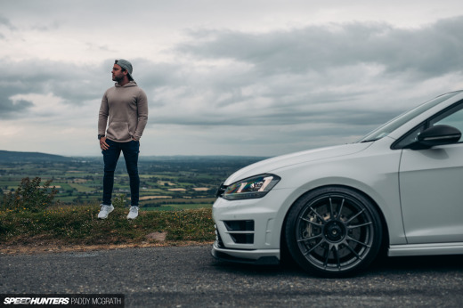 2020 VW Golf R Donal Maher Speedhunters by Paddy McGrath-74