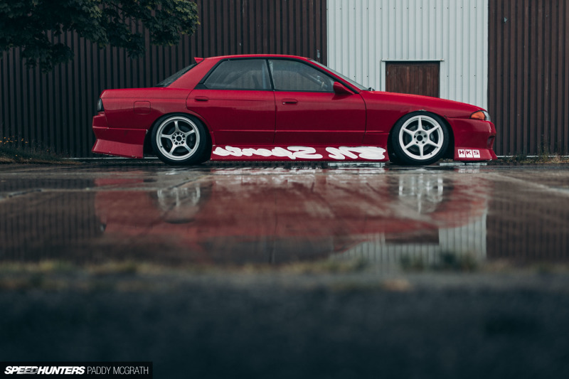 2020 Nissan Skyline R32 Sedan BN Sports Speedhunters by Paddy McGrath-1