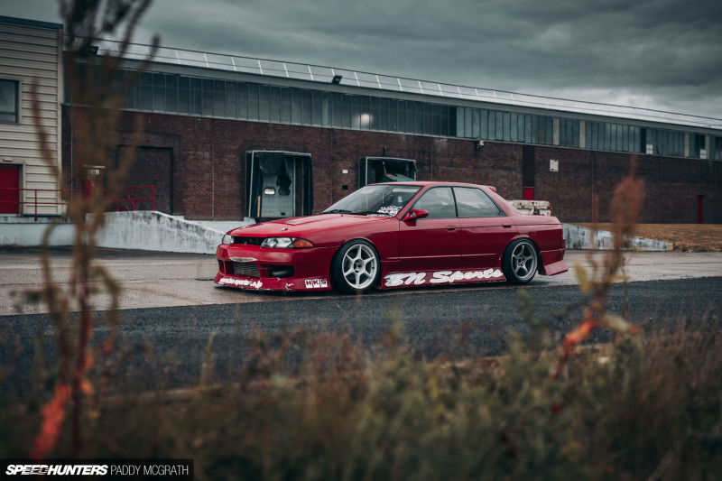 2020 Nissan Skyline R32 Sedan BN Sports Speedhunters by Paddy McGrath-6