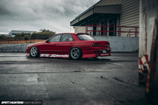 2020 Nissan Skyline R32 Sedan BN Sports Speedhunters by Paddy McGrath-10