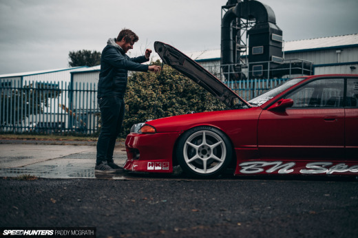 2020 Nissan Skyline R32 Sedan BN Sports Speedhunters by Paddy McGrath-71