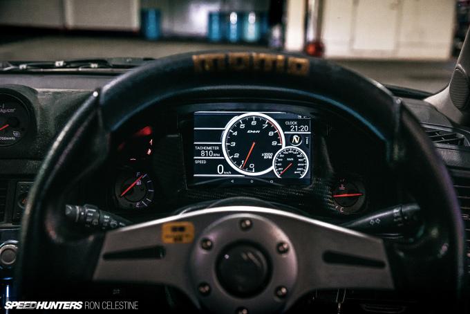 Speedhunters_RonCelestine_ProjectRough_CarbonFiber_Defi