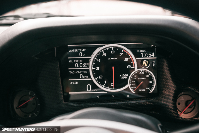Speedhunters_RonCelestine_ProjectRough_CarbonFiber_Defi_22