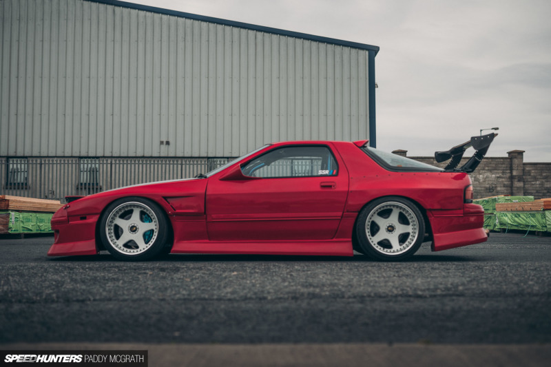 2020 Mazda RX7 FC Flipsideauto for Speedhunters by Paddy McGrath-4