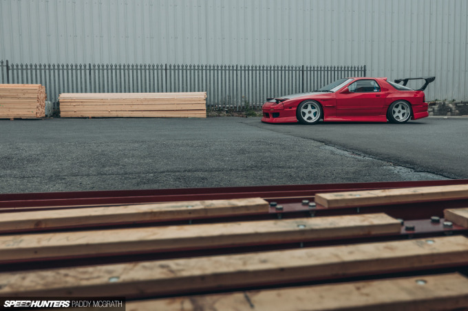2020 Mazda RX7 FC Flipsideauto for Speedhunters by Paddy McGrath-5