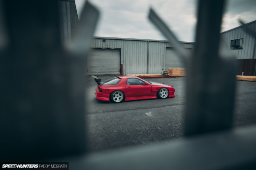 2020 Mazda RX7 FC Flipsideauto for Speedhunters by Paddy McGrath-7