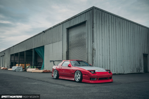 2020 Mazda RX7 FC Flipsideauto for Speedhunters by Paddy McGrath-11