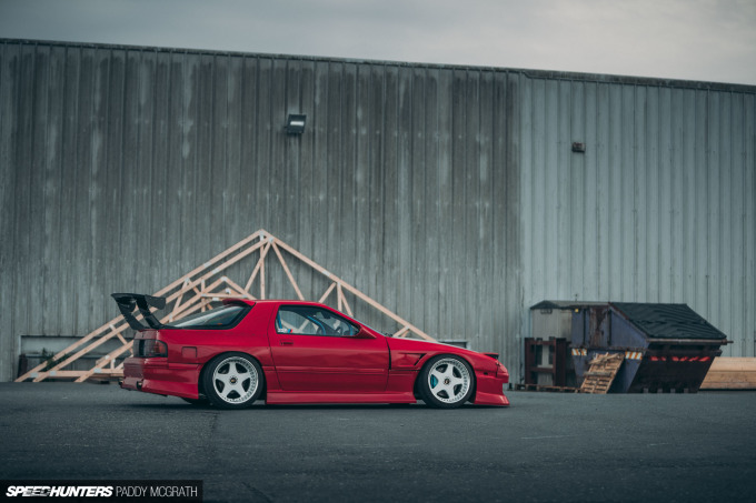 2020 Mazda RX7 FC Flipsideauto for Speedhunters by Paddy McGrath-13