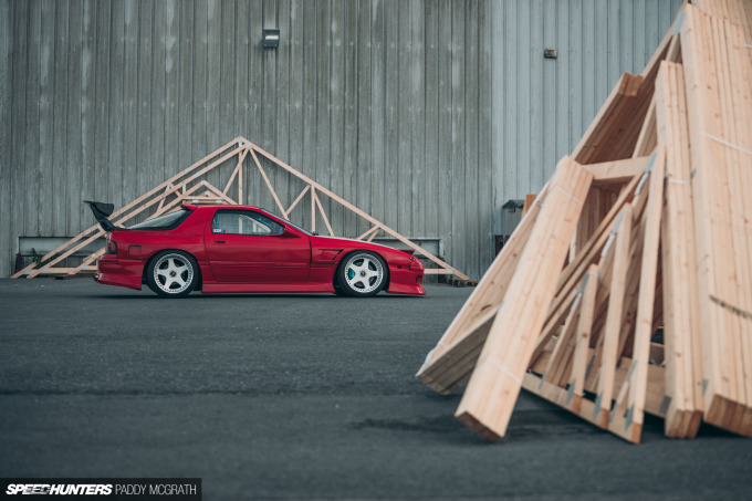 2020 Mazda RX7 FC Flipsideauto for Speedhunters by Paddy McGrath-14