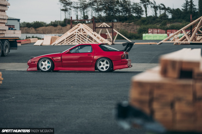 2020 Mazda RX7 FC Flipsideauto for Speedhunters by Paddy McGrath-19