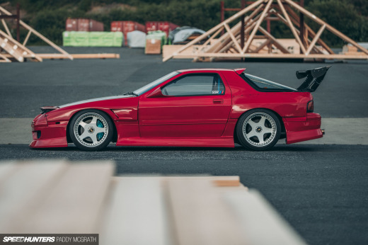 2020 Mazda RX7 FC Flipsideauto for Speedhunters by Paddy McGrath-20
