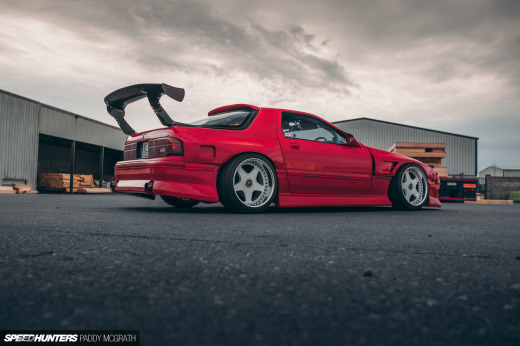 2020 Mazda RX7 FC Flipsideauto for Speedhunters by Paddy McGrath-21