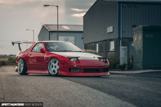 2020 Mazda RX7 FC Flipsideauto for Speedhunters by Paddy McGrath-22