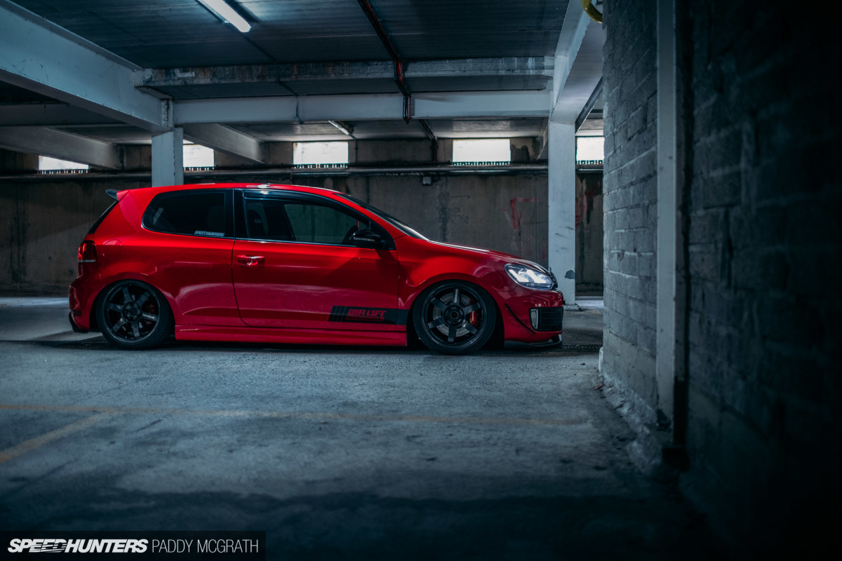 Air Lift Performance Icons: The VW Golf GTI