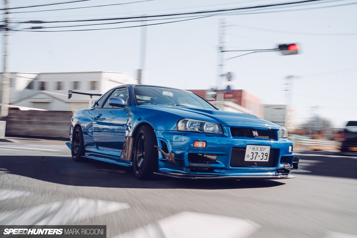 Foreign Exchange A Well Travelled R34 Gt R Speedhunters