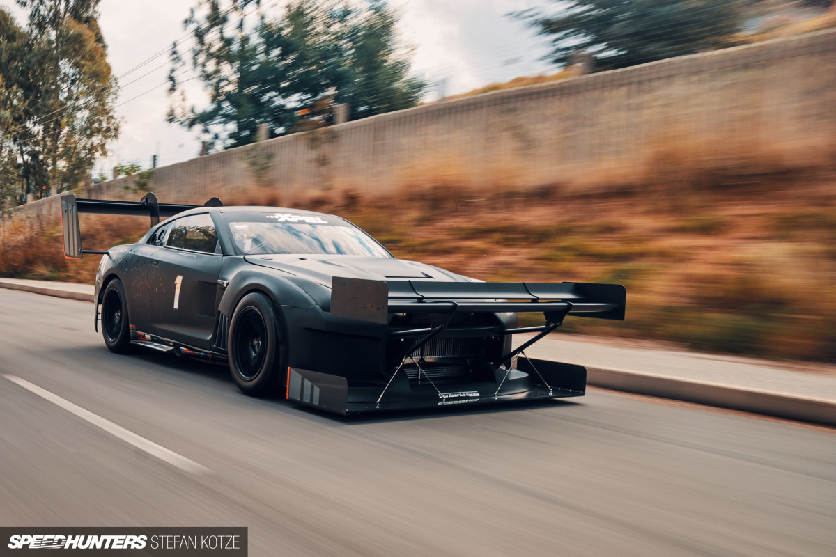 The Wildest R35 GT-R You've Ever Seen