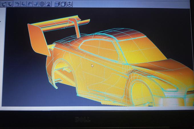 Scribante GT-R Build Pics (1)