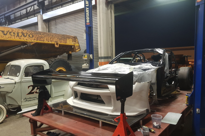 Scribante GT-R Build Pics (3)