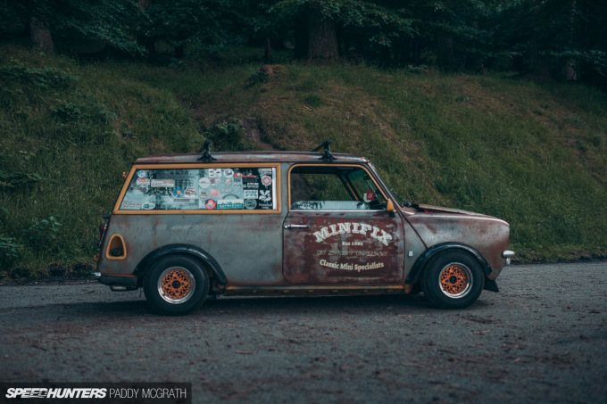 2020 Mini Estate Supercharged for Speedhunters by Paddy McGrath-3