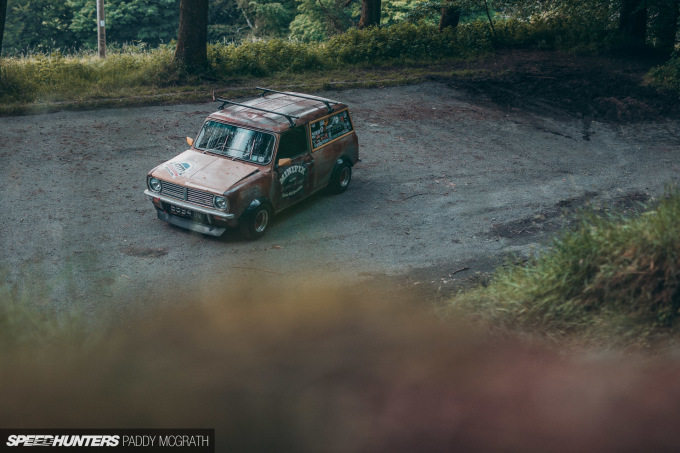 2020 Mini Estate Supercharged for Speedhunters by Paddy McGrath-4
