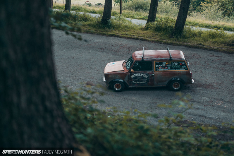 2020 Mini Estate Supercharged for Speedhunters by Paddy McGrath-5