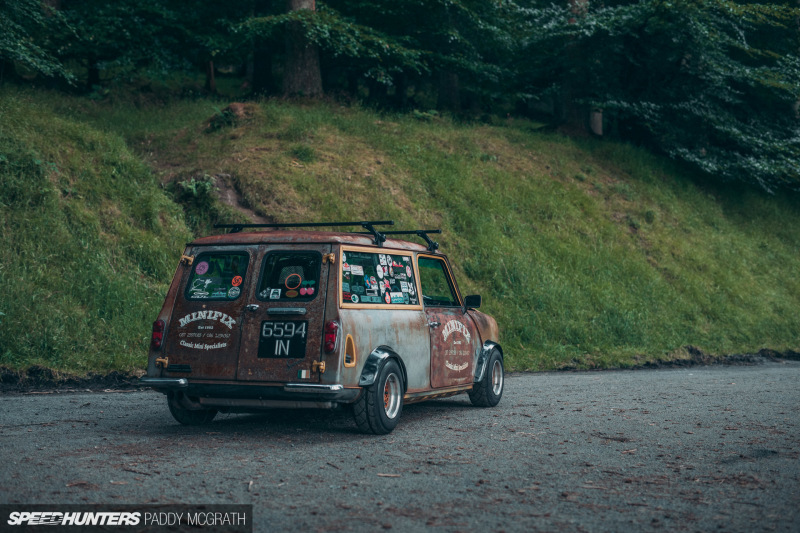 2020 Mini Estate Supercharged for Speedhunters by Paddy McGrath-6