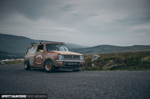 2020 Mini Estate Supercharged for Speedhunters by Paddy McGrath-7