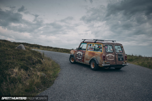 2020 Mini Estate Supercharged for Speedhunters by Paddy McGrath-8