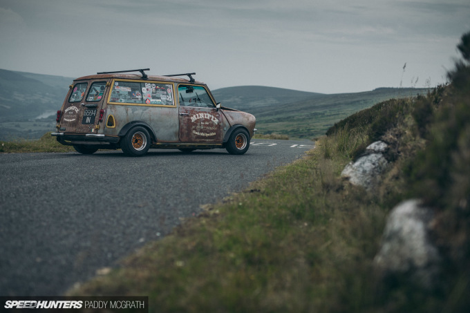 2020 Mini Estate Supercharged for Speedhunters by Paddy McGrath-9