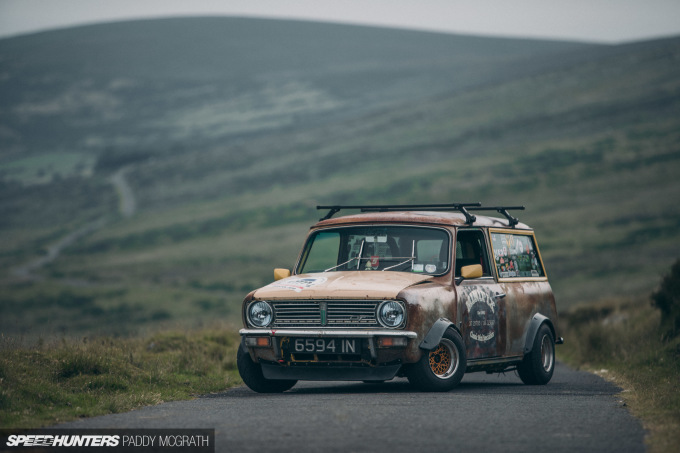 2020 Mini Estate Supercharged for Speedhunters by Paddy McGrath-10